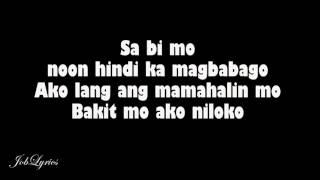 Despacito Tagalog Version with Lyrics