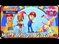 Wii Party U: Mii Fashion Plaza (2 players, Mario/Clown/Soldier/Cowboy/Alien Outfits)