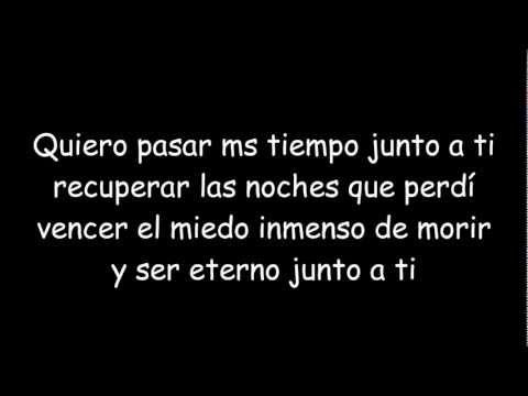 Juanes –  Nada Valgo Sin Tu Amor  (letra)