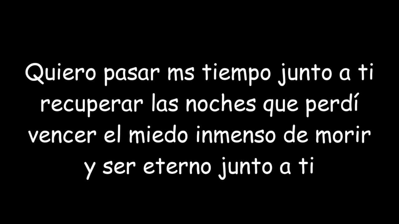 Juanes Nada Valgo Sin Tu Amor Letra Youtube