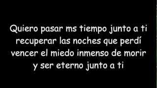 Juanes -  Nada Valgo Sin Tu Amor  (letra)