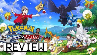 Pokemon Sword & Shield Review (Video Game Video Review)