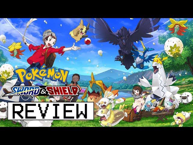 Pokemon Sword & Shield Review