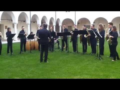 J. Zawinul: Birdland - Ensemble di Saxofoni e Percussioni del Conservatorio di Mantova