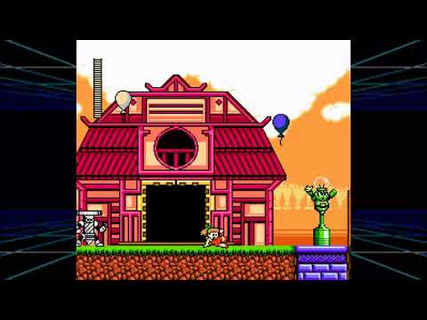 Make a Good Mega Man Level 2 Blind Run - Pt 8 - Dragon Hall