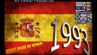 TECHNO 1993 MUSIC FROM SPAIN VOL.01