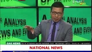 DRUG BUST AND POLITICS On Manung Hutna 22 June 2018