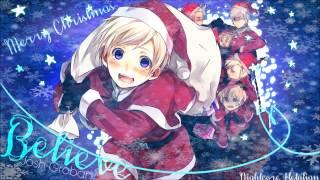 Nightcore- Believe [Merry Christmas]