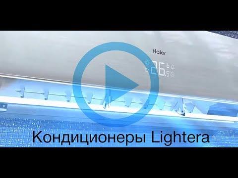 Сплит-система Haier HSU-09HNF203/R2-W (видео 1)