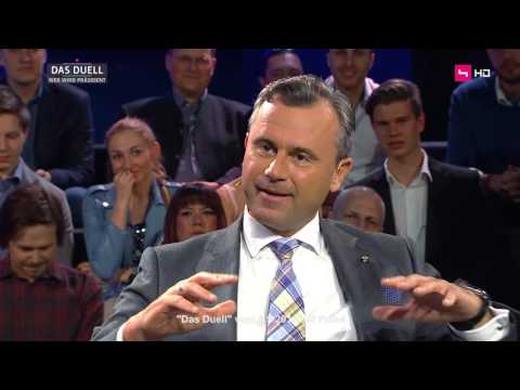 Norbert Hofer: Das Opfer (Rhetorik-Video 4/5)