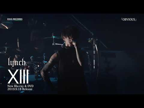 OBVIOUS (HALL TOUR'19「Xlll -THE LEAVE SCARS ON FILM-」) / Lynch.