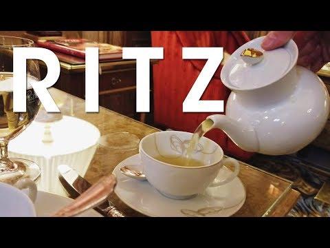 Ritz Paris - Tea At The Ritz Paris