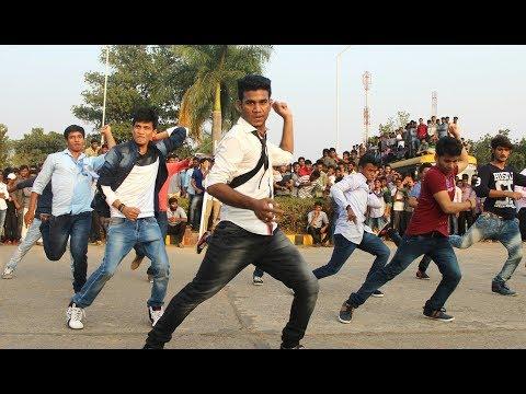 Rocking Dance On Odia Songs / CUTM Flashmob 2017
