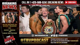 Gambar cover MANNY PACQUIAO Calls Out DANNY GARCIA & LUCAS MATTHYSSE👀 Do We Believe It?