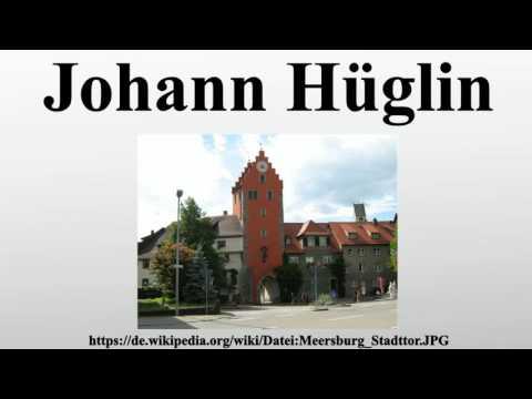 Johann Hüglin