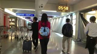 How to transit at Taiwan Airport (Part 2) -From Singapore to Narita