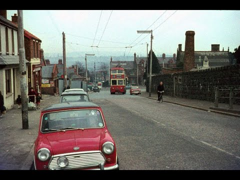 Belfast Streets - 1970's