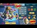 Monster Legends Bandses Level 130 Vs XIRON Level 130 Review Combat Ancient Egypt Island mp3
