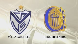 Velez Sarsfield vs Rosario Central full match