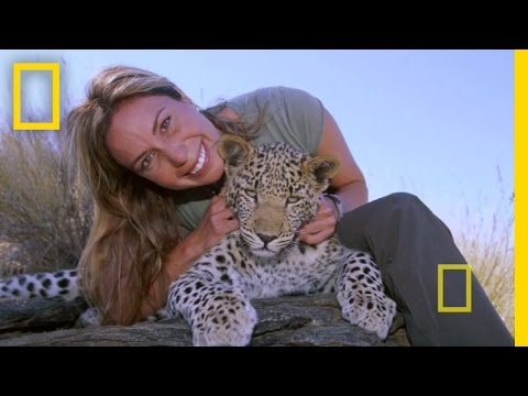 Pink Boots and a Machete | National Geographic