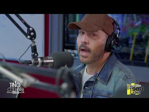 Jeremy Piven stops by Power talking Standup with Tino Cochino
