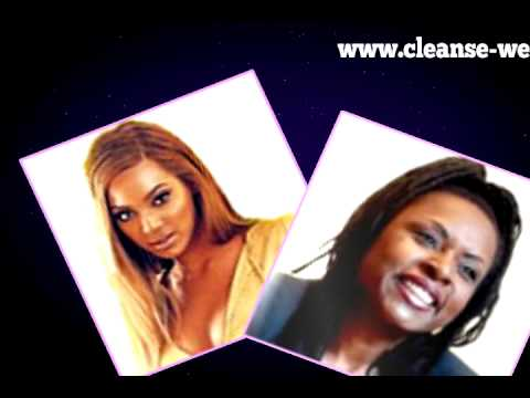 Beyonce shows how to do master cleanse lemonade diet
