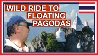 Floating Pagoda - Chiang Mai Adventure into Secret Thailand 🇹🇭