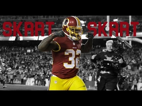Robert Kelley || Skrrt Skrrt || Washington Redskins || Ultimate || Rookie Season Highlights ||