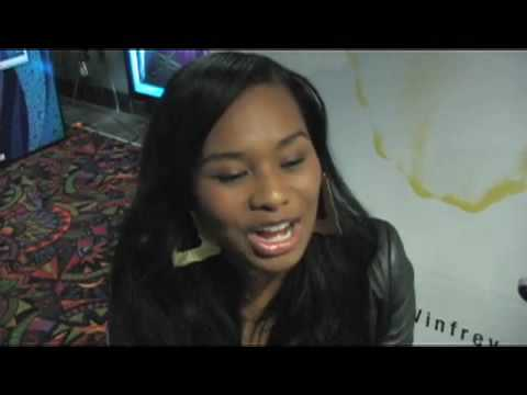 precious jamaican girl