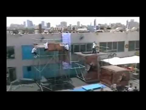 Parkour Show | -Tel Aviv Port | Israel Parkour Team