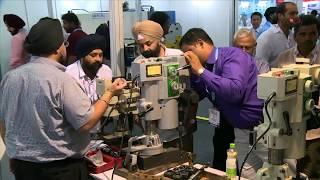 Delhi Machine Tool Expo, 10-13 Aug 2017, Pragati Maidan, New Delhi, India