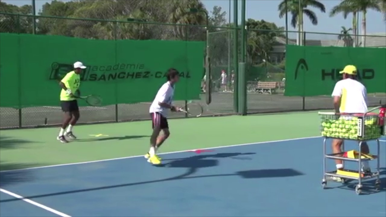 The Spanish way to Better Movement on a Tennis Court