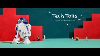 Amazon Holiday Toy List 2017 Tech Toys