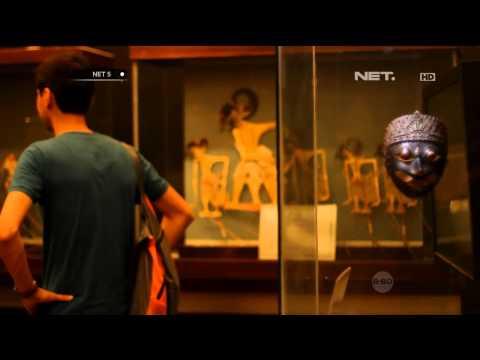 NET5 Museum Wayang Indonesia Menyimpan 5500 Koleksi Wayang