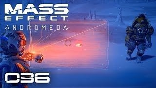 MASS EFFECT ANDROMEDA [036] [Abstecher ins Minenfeld] GAMEPLAY Deutsch German thumbnail