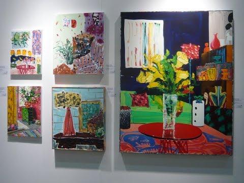Artshow Los Angeles January 2017