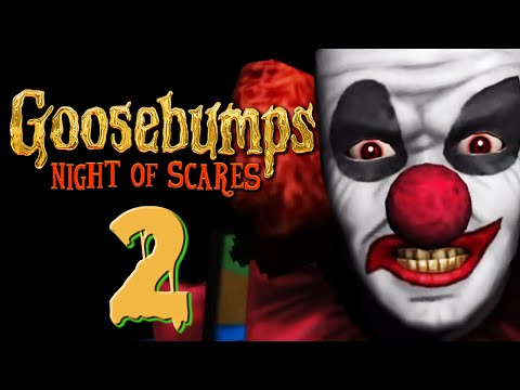 Goosebumps: Night of Scares [2] - CHAPTER 4 (ENDING)