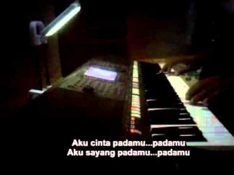 Kusayang Padamu Rhoma Irama Karaoke Yamaha PSR s750