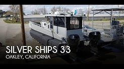 [SOLD] Used 2003 Silver Ships 33 in Oakley, California