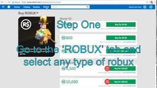 1000 ROBUX PER SECOND ?! :O - RobloxUCK