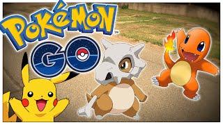 CHYTÁME POKEMONY! - Pokemon GO Let...