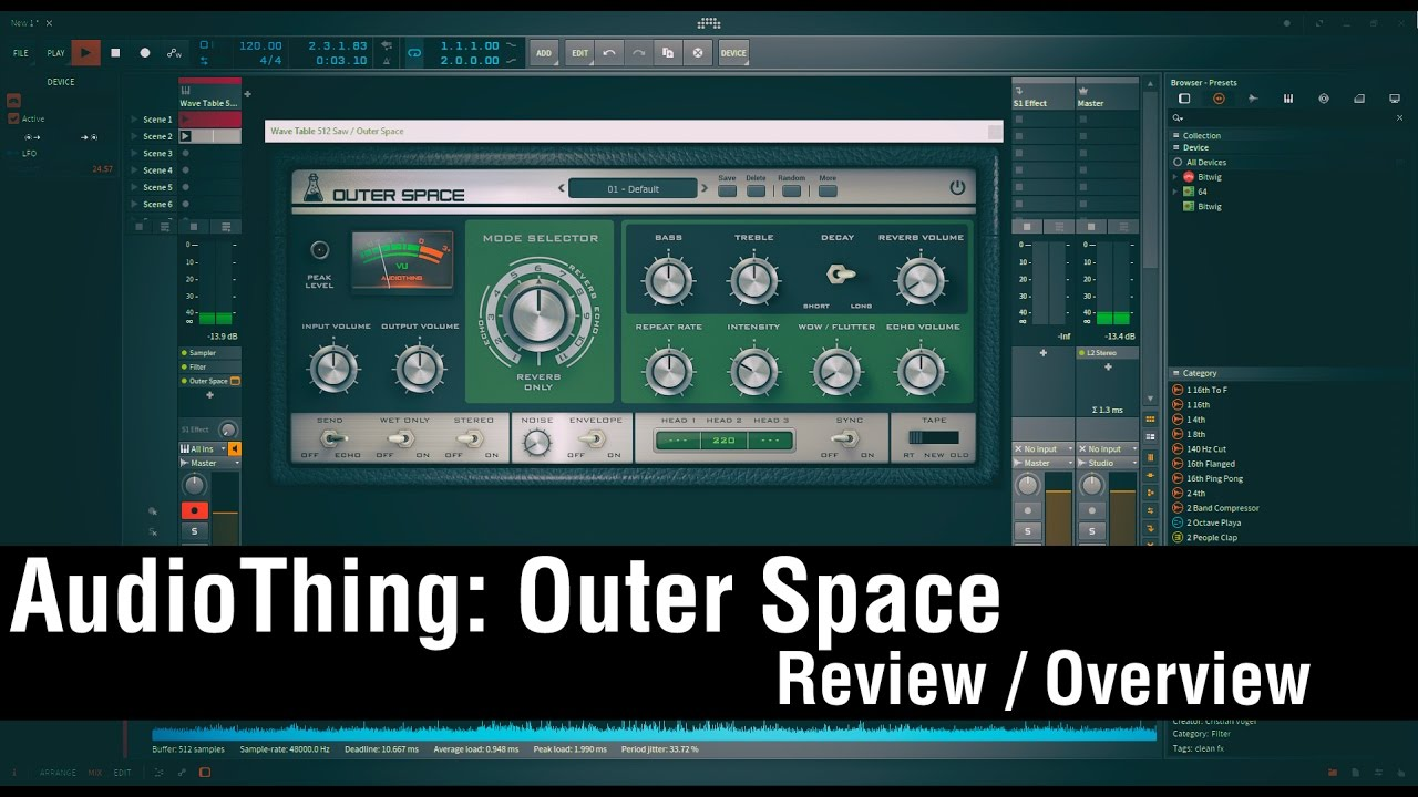 audiothing outer space review