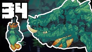 THE NEWLY SPRITED LEVIATHAN! Terraria 1.3 MODDED v6 Ep.34