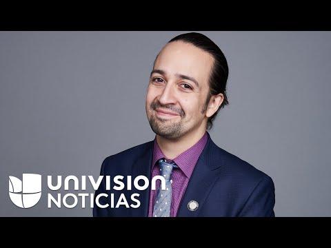 """El compositor Lin-Manuel habla del musical """"Hamilton"""" y de la crisis de Puerto Rico"""