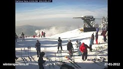 Harrachov webcam time lapse 2011-2012