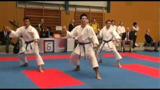 TRAILER - Deutsche Meisterschaft Karate 2011 in Schwenningen DKV