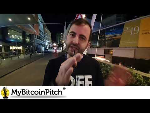 MyBitcoinPitch by Darren Franceschini (Blockchain Technologies Consulting)
