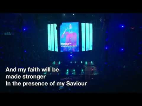 Hillsong UNITED  Oceans Where Feet May Fail  At Passion 2014