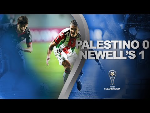 Palestino Newell's Old Boys Goals And Highlights