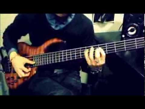 sionC - Clean tone track #3 (Playthrough) bass solo